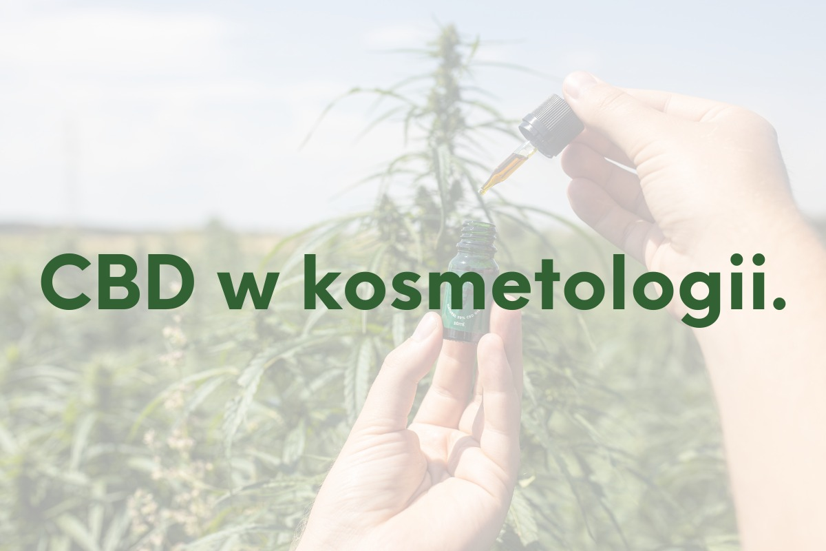 CBD oil in cosmetology